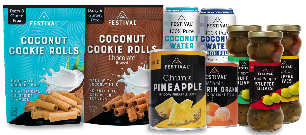 Acme Food Sales Festival products