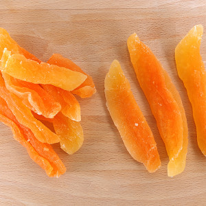 Dried Cantaloupe